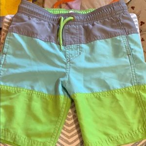 Cat & Jack boys bathing suit in size 6/7
